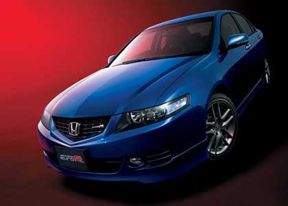 ha8 Honda Accord: история модели