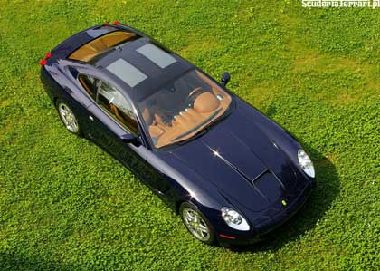 kappa2 5 самых уникальных Ferrari