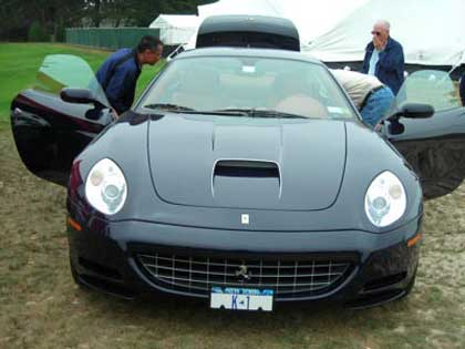 kappa5 5 самых уникальных Ferrari