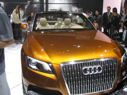 la5 5 ������ ������� LA Auto Show