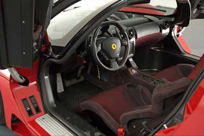 p41 5 самых уникальных Ferrari