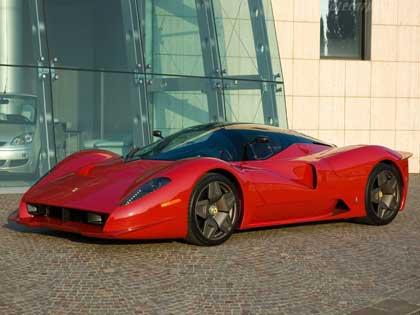 p43 5 самых уникальных Ferrari