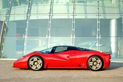 p44 5 самых уникальных Ferrari