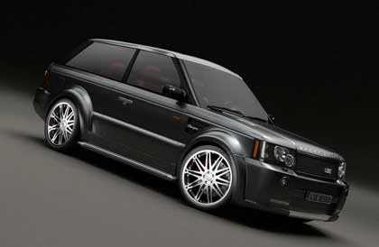 rs1 Range Rover Sport Coupe от LSE Design
