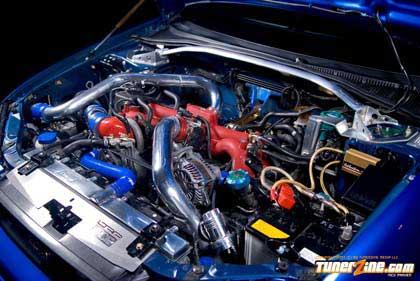 sti-d 10 лучших японских двигателей