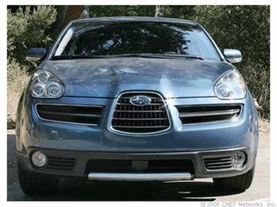 subaru 10 самых некрасивых новинок авто 2007 года