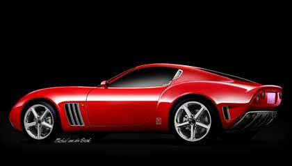 vandenbrink2 5 самых уникальных Ferrari