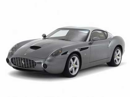 zagato1 5 самых уникальных Ferrari