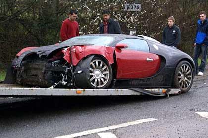 abv1 Самая дорогая авария в мире