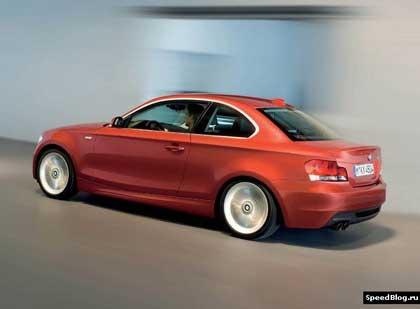 bmw1 Авто: самые ожидаемые новинки 2008 года