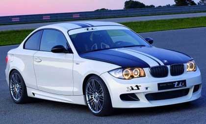 bmw2 Авто: самые ожидаемые новинки 2008 года