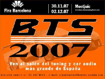 bts7 Barcelona Tuning Show 2007