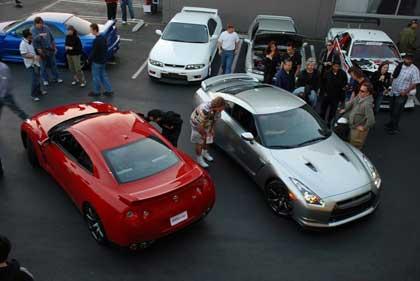 cgtr8 Праздник для любителей Nissan