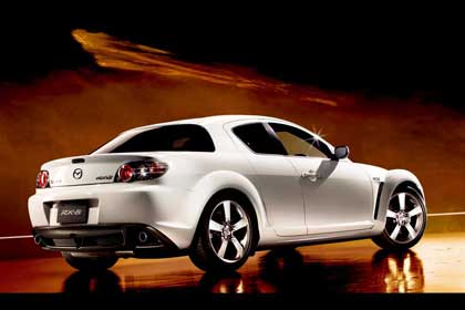 mrx3 Mazda отметила юбилей роторного двигателя