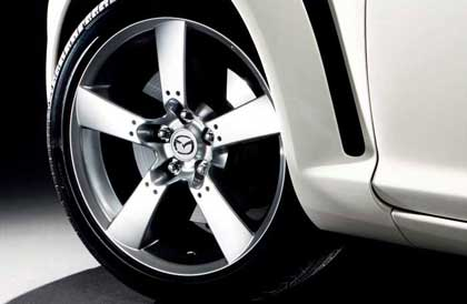 mrx4 Mazda отметила юбилей роторного двигателя