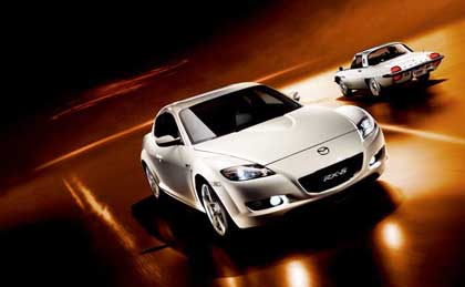 mrx5 Mazda отметила юбилей роторного двигателя