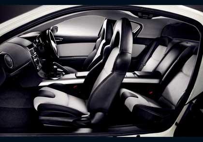 mrx8 Mazda отметила юбилей роторного двигателя