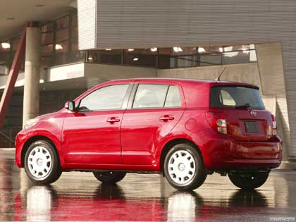 sc2 Авто: самые ожидаемые новинки 2008 года