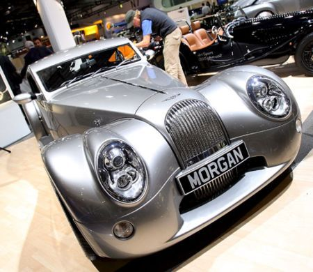 1 Мотор-шоу в Британии