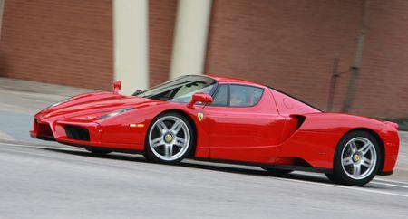 ferrari Десять самых дорогих автомобилей