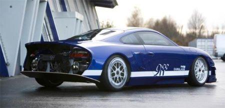gt91 Porsche побил скоростной рекорд Bugatti Veyron