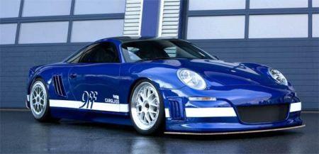 gt92 Porsche побил скоростной рекорд Bugatti Veyron