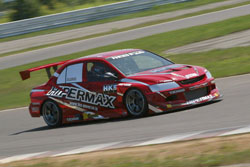 racing-lancer Гоночная новинка от Mitsubishi
