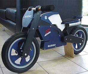 17 Suzuki выпустил мотоцикл для детей