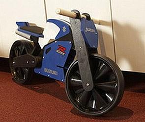 24 Suzuki выпустил мотоцикл для детей