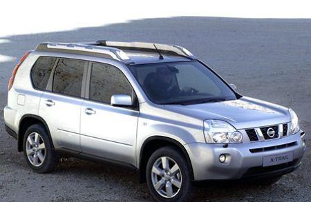 nissan-x-trail Самые успешные модели сезона 2008 года