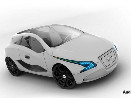 1 Новый концепт – музыкальный Audi 0