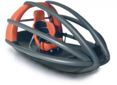 sani1-400x291 Дизайнеры разработали сани с ремнями безопасности