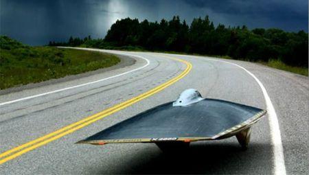 xof11 Солнцемобиль установил рекорд по дальности путешествий