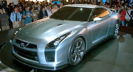 13 5 самых «продвинутых» автомобилей 2008 года