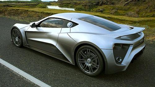 32 В Дании создан суперкар Zenvo, пересекающий страну за 18 минут