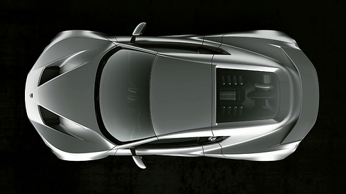41 В Дании создан суперкар Zenvo, пересекающий страну за 18 минут