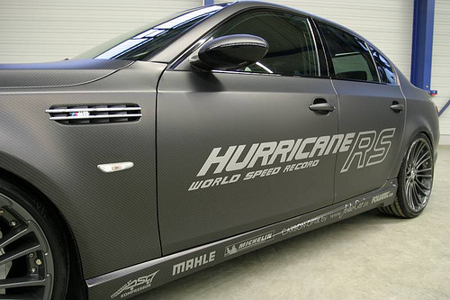 552 Показали самый быстрый седан BMW G-Power M5 HURRICANE RS