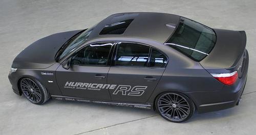 553 Показали самый быстрый седан BMW G-Power M5 HURRICANE RS