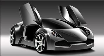 15 Дизайнер McLaren F1 собирается выпустить электрический суперкар