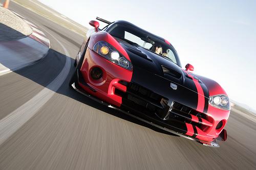 342 Суперкар Dodge Viper ACR с новым двигателем в 642 л.с.