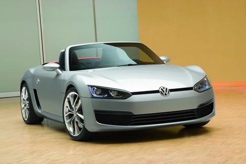 473 Volkswagen показал в Детройте BlueSport