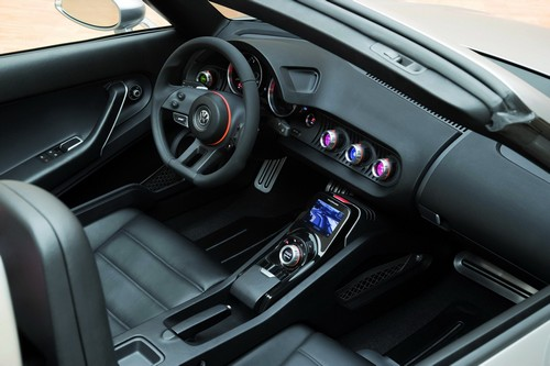475 Volkswagen показал в Детройте BlueSport