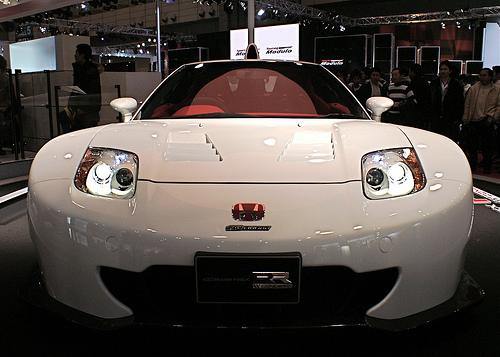 513 Honda NSX Mugen RR Concept – суперкар от тюнинг-ателье Mugen