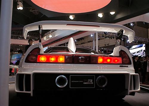 514 Honda NSX Mugen RR Concept – суперкар от тюнинг-ателье Mugen