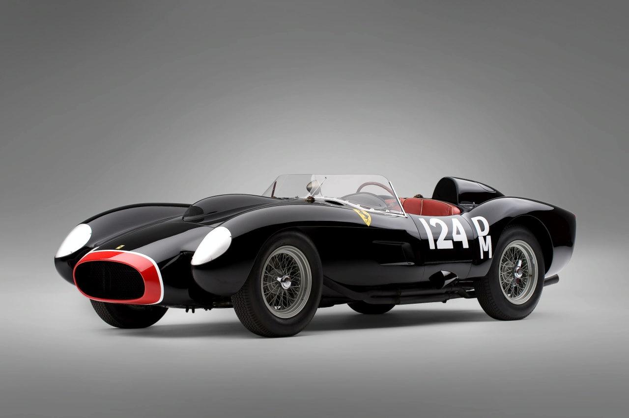 1957-ferrari-250-tr Редчайший автомобиль Ferrari 250 Testa Rossa планируют продать более, чем за 11 миллионов долларов