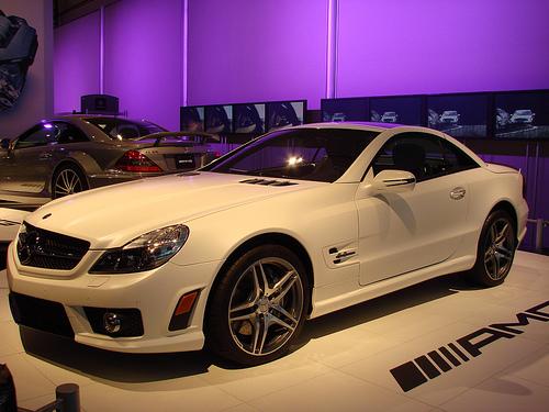 5 Стали известны финалисты конкурса «Спортивный автомобиль года»