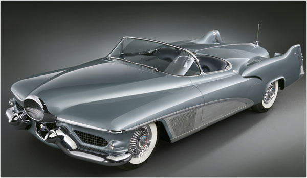 the-1951-lesabre Концептуальные автомобили 50-х годов от General Motors
