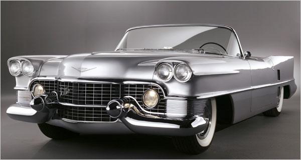 the-1953-cadillac-le-mans Концептуальные автомобили 50-х годов от General Motors