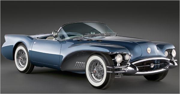 the-1954-buick-wildcat-ii Концептуальные автомобили 50-х годов от General Motors