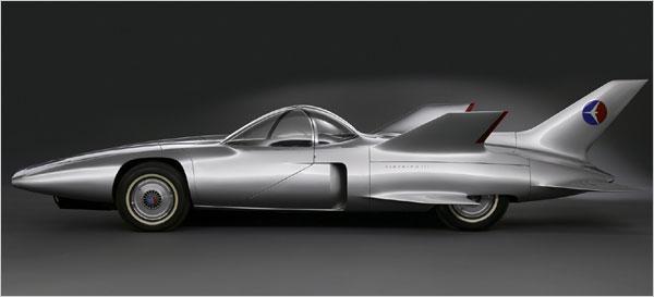 the-firebird-iii Концептуальные автомобили 50-х годов от General Motors